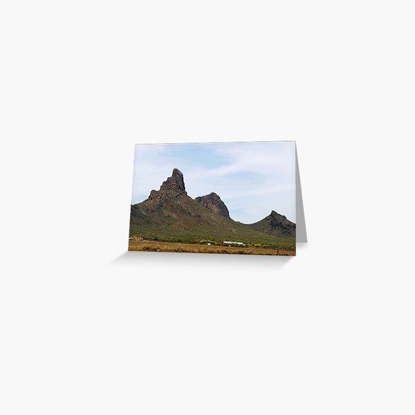 Picacho Greeting Card