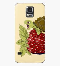 Turtle Berry Case/Skin for Samsung Galaxy