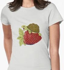 Turtle Berry Women's Fitted T-Shirt