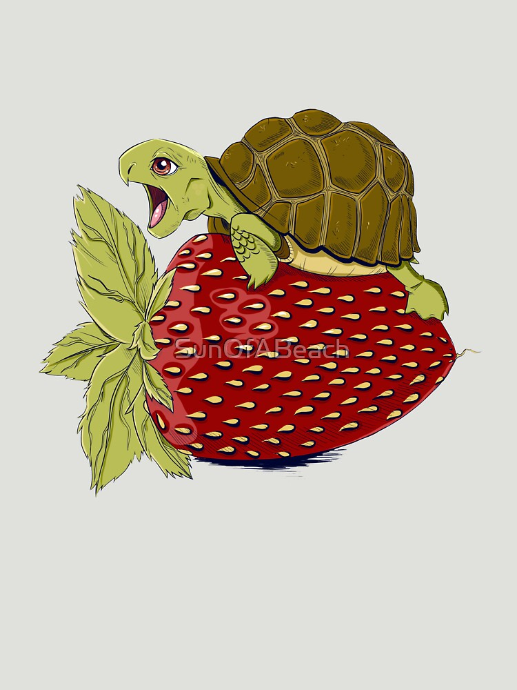 Turtle Berry by SunOfABeach