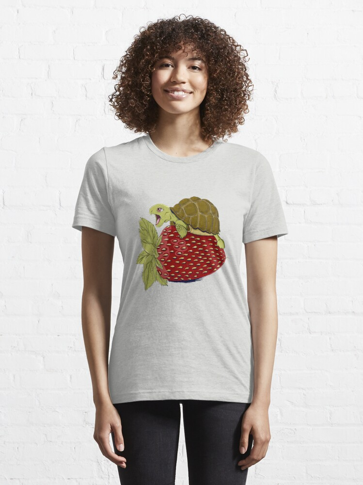 Alternate view of Turtle Berry Essential T-Shirt