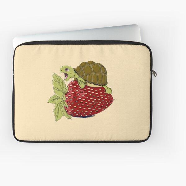 Turtle Berry Laptop Sleeve
