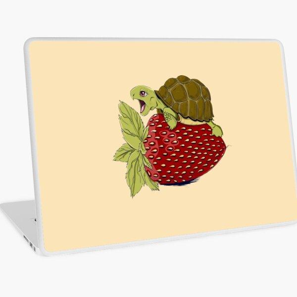 Turtle Berry Laptop Skin
