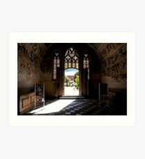 Dom zu Gurk - Shrine of St. Hemma Art Print