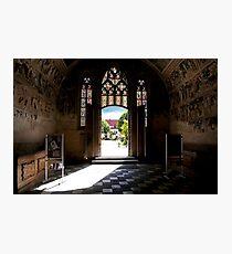 Dom zu Gurk - Shrine of St. Hemma Photographic Print