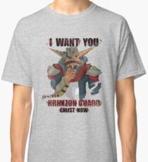 Join the Krimzon Gaurd Classic T-Shirt