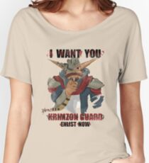 Join the Krimzon Gaurd Women's Relaxed Fit T-Shirt
