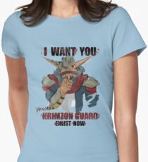 Join the Krimzon Gaurd Womens Fitted T-Shirt