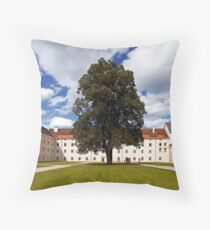Shrine of St. Hemma  Throw Pillow