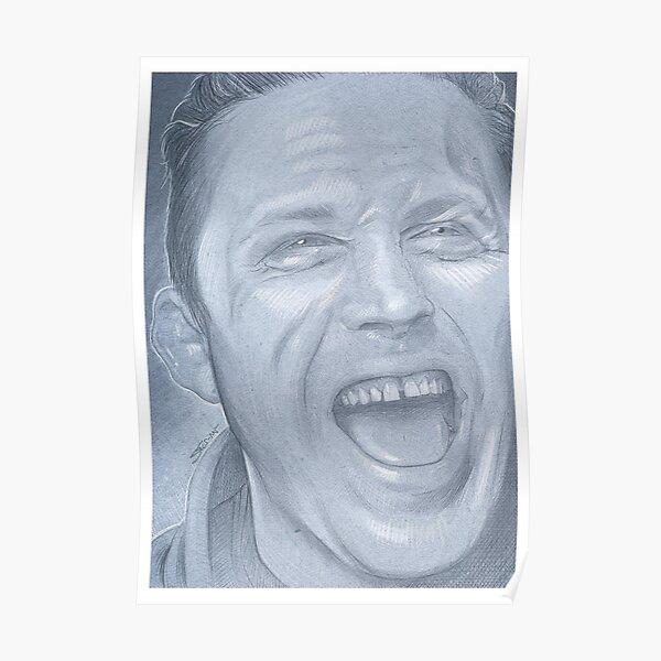 Renzo Gracie Portrait Poster