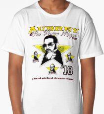 Aubrey and the Three Migos Tour - Drake and Migos Long T-Shirt