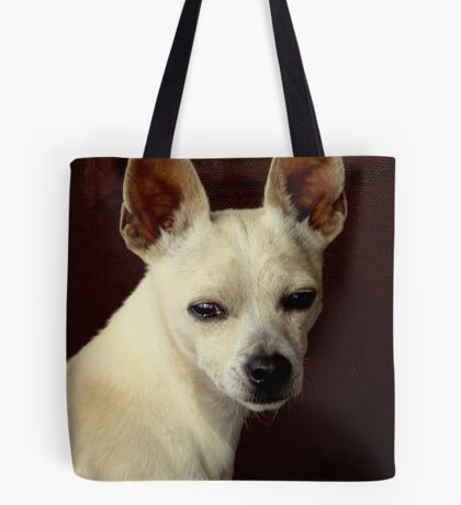"""""""Little Bit"""" Another Casuality Of A Throw-Away Society Tote Bag"""