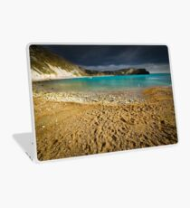 Lulworth Cove Dorset Laptop Skin