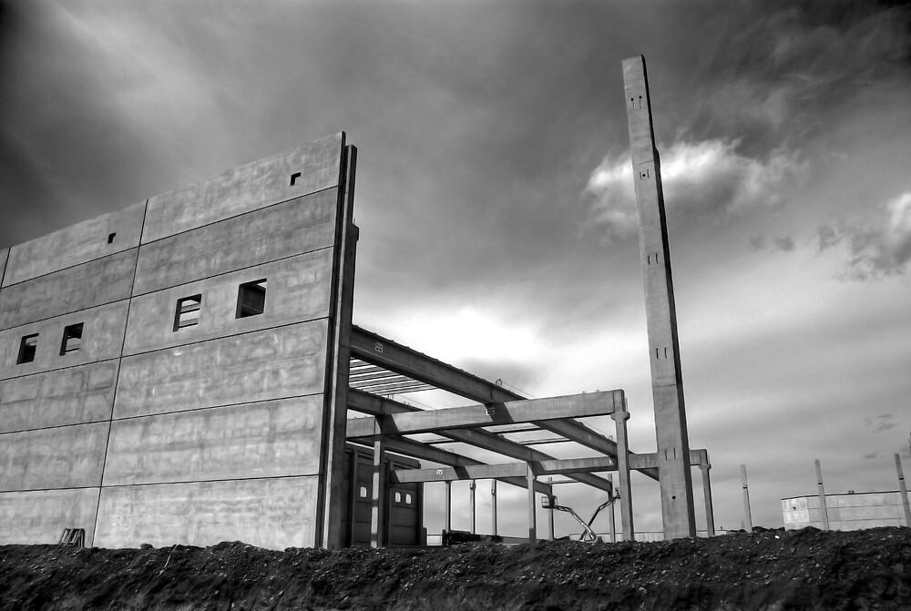 Industrial crysis by Rafa  Fernandez Torres
