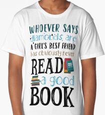 Good Book Long T-Shirt