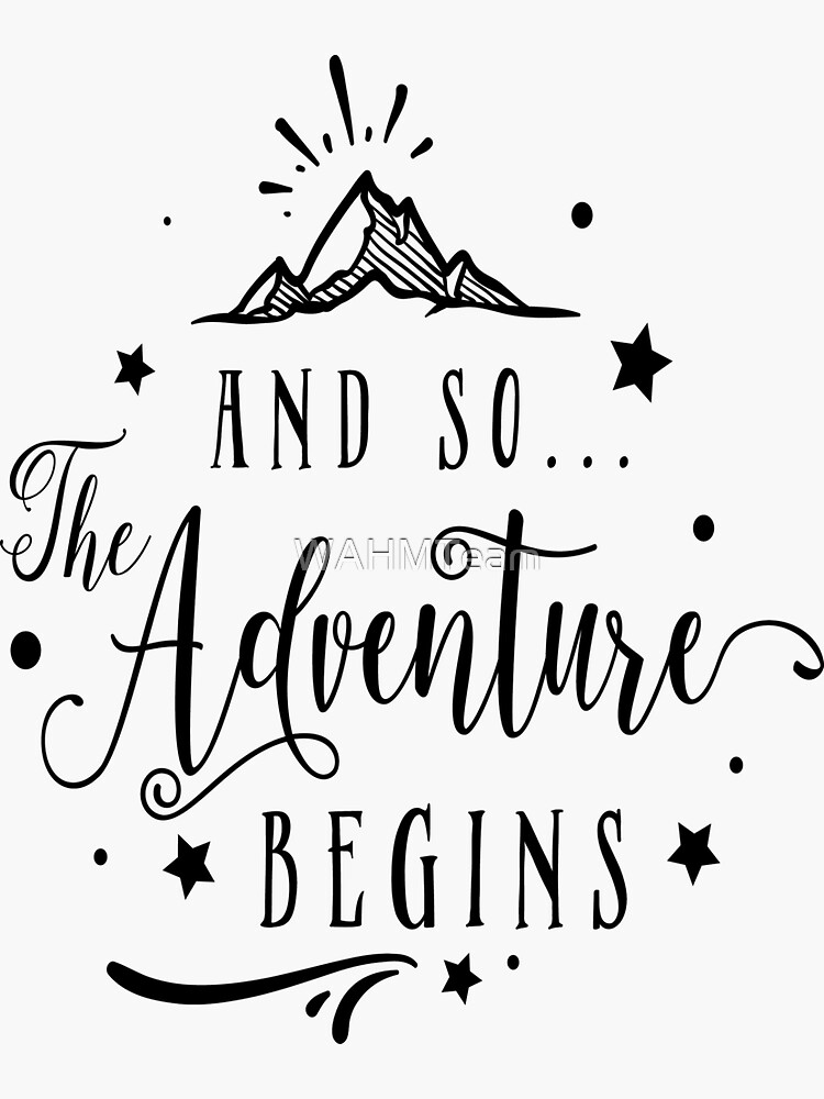 And So The Adventure Begins, Wedding, Engagement, Travel by WAHMTeam
