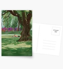 Summer in the Park Postcards