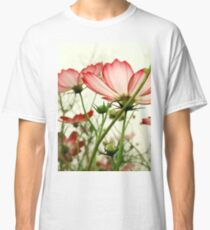 TENDER RED BLOSSOMS v3 Classic T-Shirt