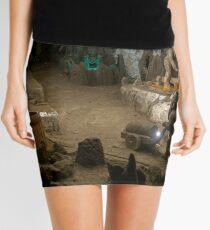 Wieliczka Salt Mine Mini Skirt