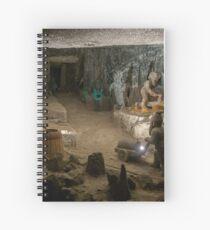 Wieliczka Salt Mine Spiral Notebook