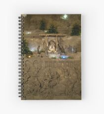 Wieliczka Salt Mines Spiral Notebook