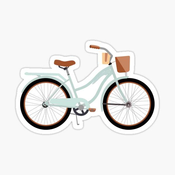 Cruiser Bike Pegatina