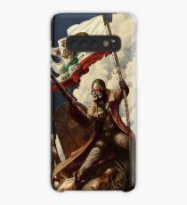 Fallout NCR Ranger Flag Fan Art Poster Case/Skin for Samsung Galaxy