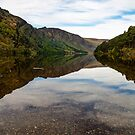 Upper Lake Glendalough, Co Wiclow by Martina Fagan