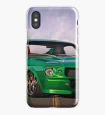 1968 Mustang Fastback 'Time to Pony Up' I iPhone Case