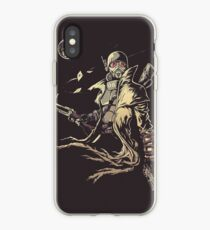 Fallout NCR Ranger Sketch Fan Art Poster iPhone Case