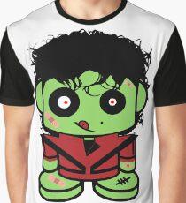 Thriller Zombio'bot Toy Robot 1.0 Graphic T-Shirt
