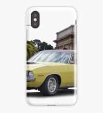 1970 Plymouth Barracuda 440-6 II iPhone Case