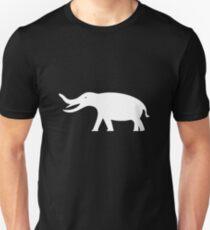 Minimalistic Platybelodon Unisex T-Shirt