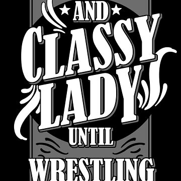 Wrestling lady wife by MrProDesign