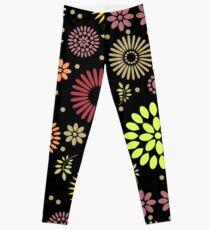 Flowers pattern Leggings