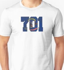 ALWAYS REPPIN' THE 701 Unisex T-Shirt