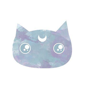 Luna Cat by maggieschan