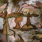 Birth of Athena by Oleg Atbashian