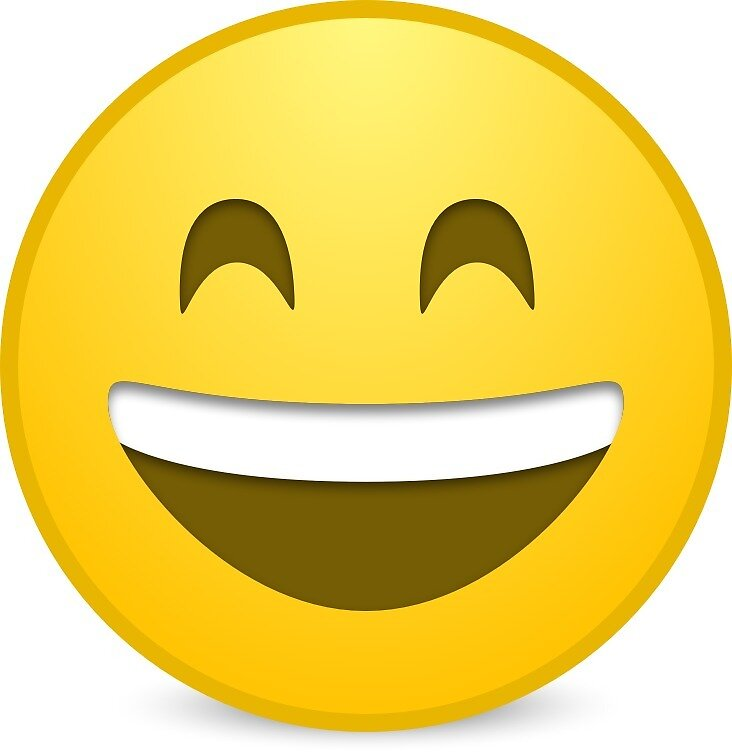 Quot Smile Emoji Quot By Emojishirts Redbubble