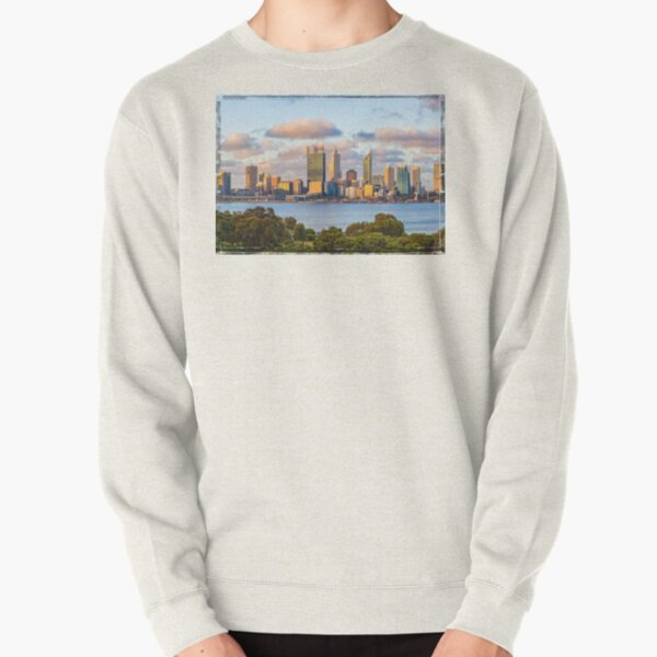 City of Gold 2, South Perth, Perth Pullover Sweatshirt