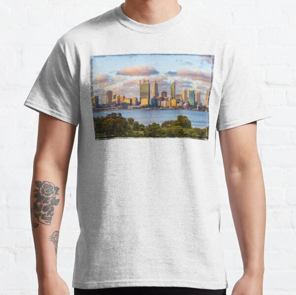 City of Gold 2, South Perth, Perth Classic T-Shirt