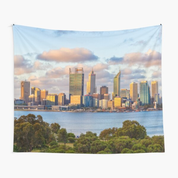 City of Gold 2, South Perth, Perth Tapestry