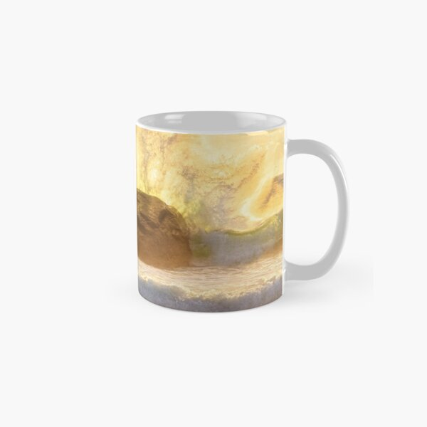 Crashing Waves, Redgate Beach, Margaret River Region Classic Mug