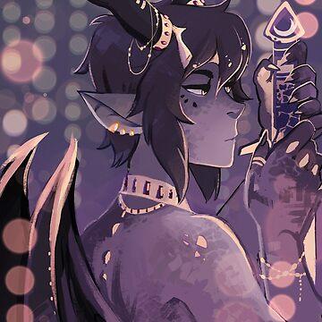 Dragon Prince by ikimaru
