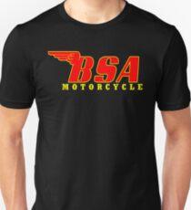 BSA Classic Motorcycle Unisex T-Shirt