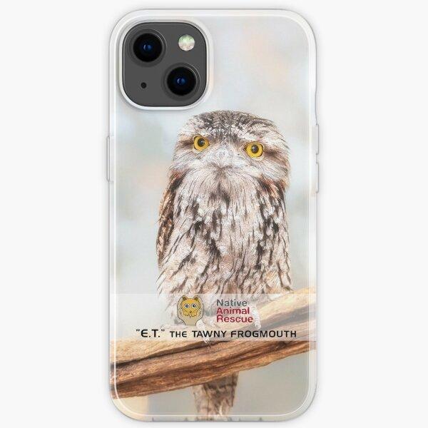 E.T. Wide Awake, Native Animal Rescue iPhone Soft Case