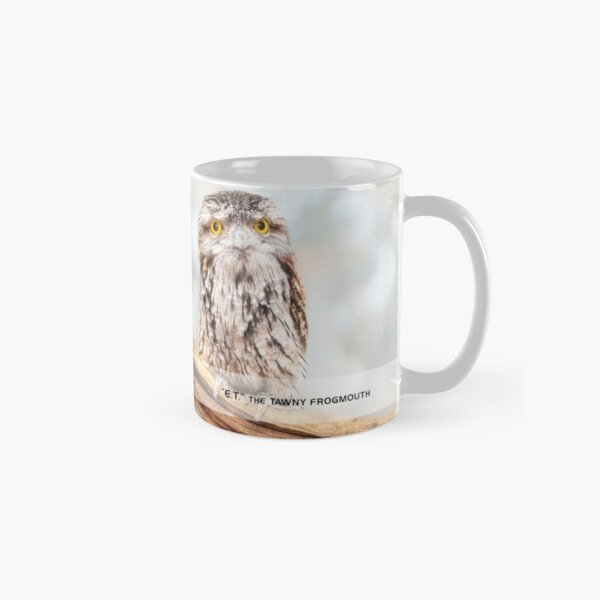 E.T. Wide Awake, Native Animal Rescue Classic Mug