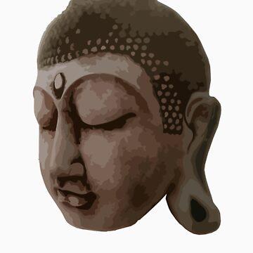 Buddha by DarFVada