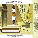Celebration Of Sun.... by Amber Elizabeth Fromm Donais
