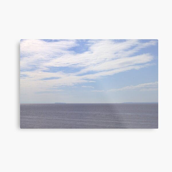 Colours of Clevedon Metal Print